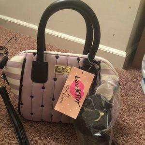 Betsey Johnson hand bag